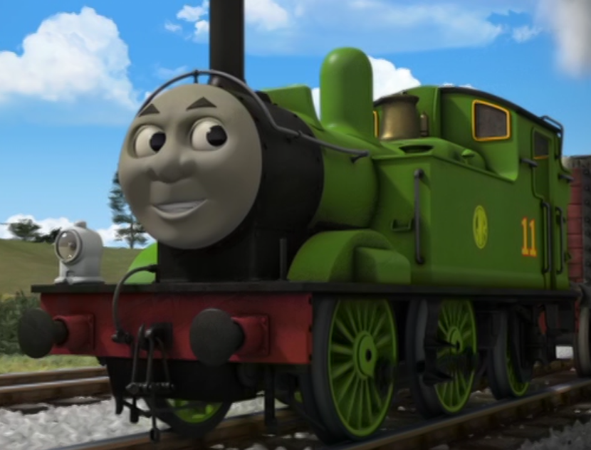 Oliver Thomas Amp Friends Pooh S Adventures Wiki