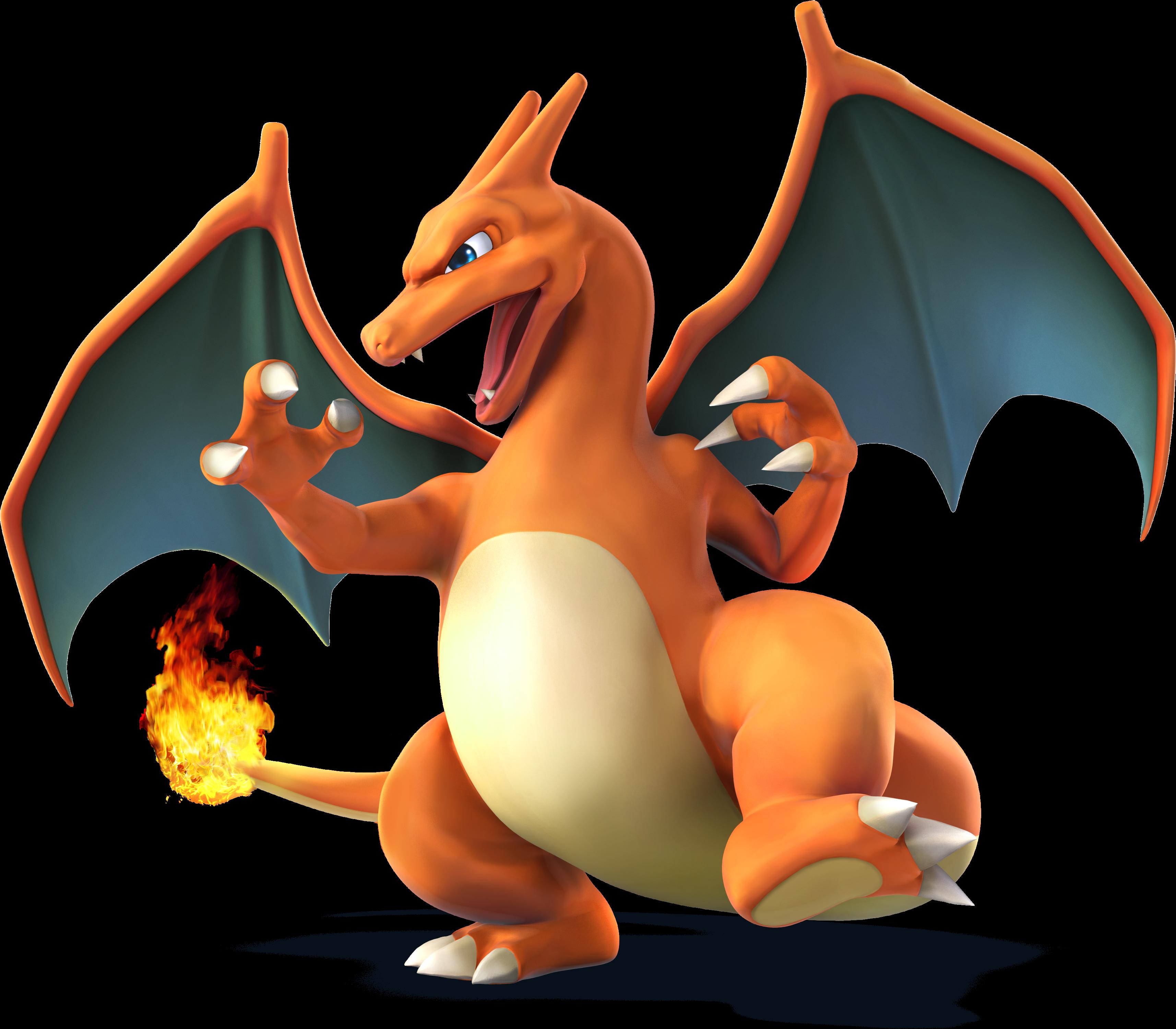 Super Smash Bros 3DS/Wii U Charizard_SSB4