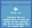Robust Snowflakefish