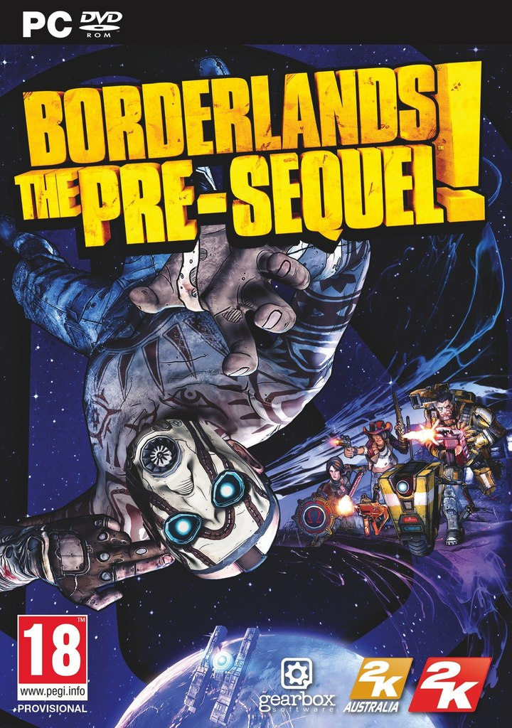 gift Borderlands: The Pre-Sequel