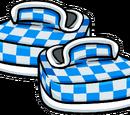 Zapatos a Cuadros