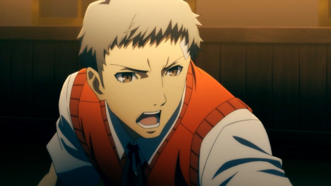 Akihiko Sanada in Persona 3 The Movie