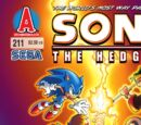 Archie Sonic the Hedgehog Issue 211