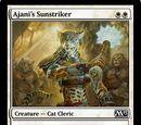 Ajani's Sunstriker