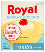 royal brand pudding