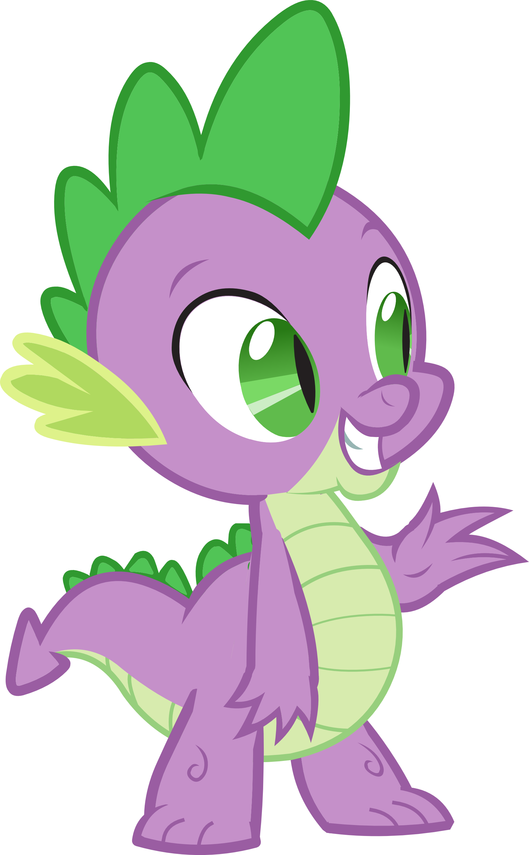 Spike (My Little Pony) - Heroes Wiki