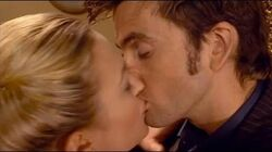 Reinette and the Doctor - Doctor Who - The Girl in the Fireplace - BBC