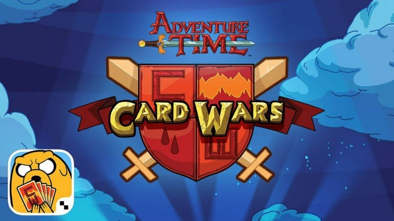 Card Wars - Adventure Time for Android - Free download and ...