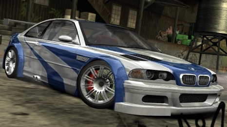 BMW M3 GTR (Most Wanted) - Legends of the Multi Universe Wiki