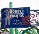 Honey, I Shrunk the Kids: Movie Set Adventure