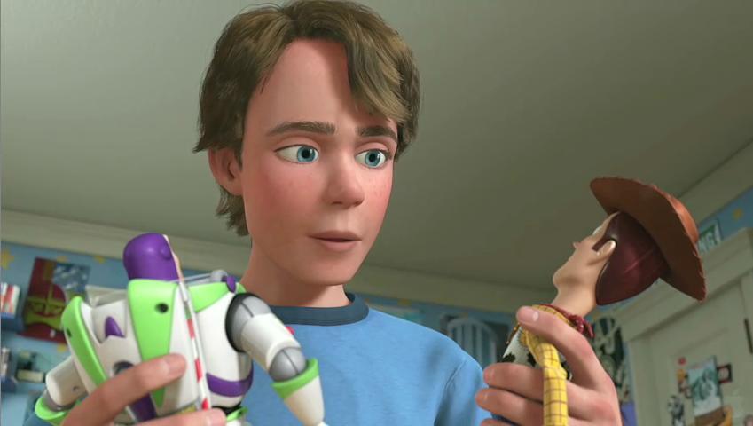 Disney Toy Story 4 Andy : Andy davis disney wiki wikia
