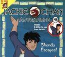 Shendu Escapes! (novelisation)