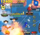 Sonic Jump Fever screenshots