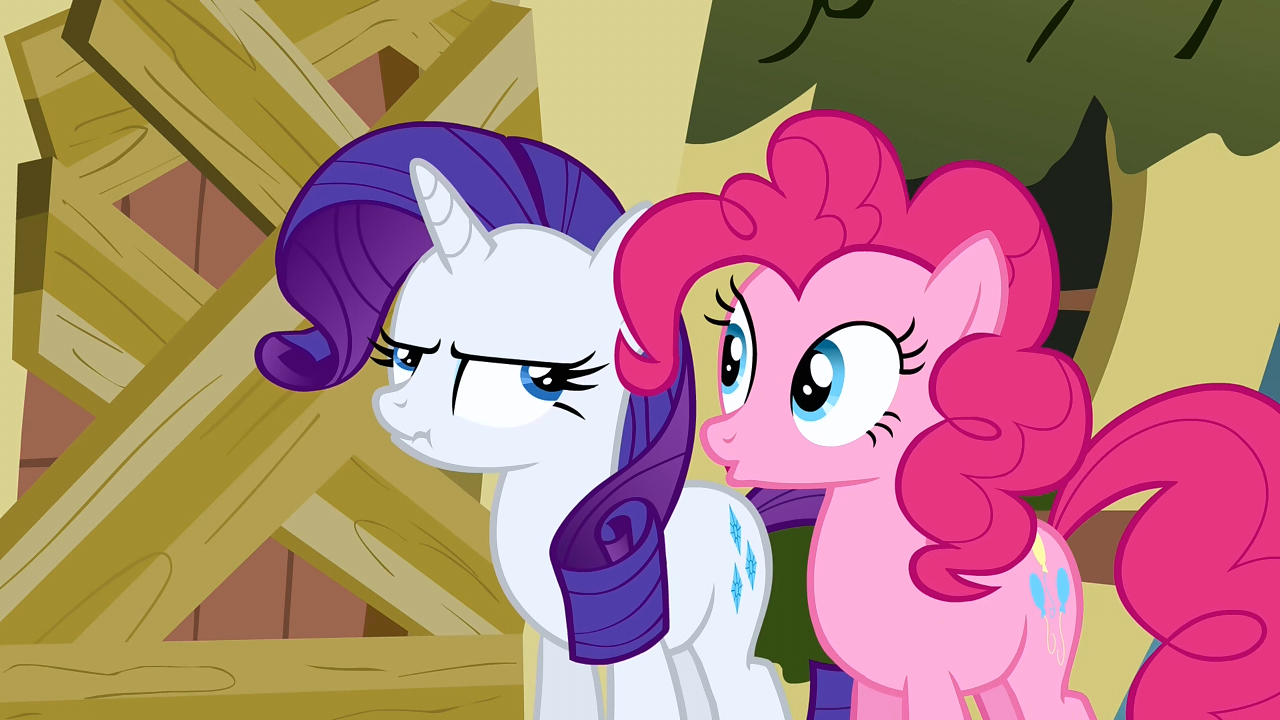 Upset Face Image File:rarity Upset Face S2e19