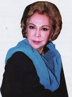 Amparo Garrido Arozamena es una destacada actriz mexicana de doblaje, cine y televisión. Es sobrina y ahijada de la fallecida actriz Amparito Arozamena y ... - Amparo_Garrido-1a1