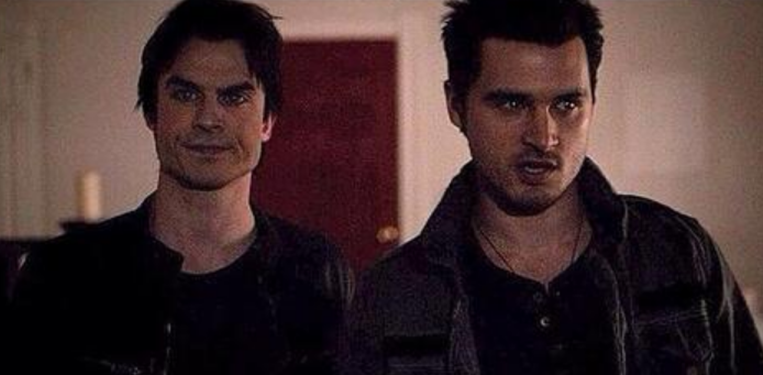 Image - Damon and Enzo 5x18.png - The Vampire Diaries Wiki ...