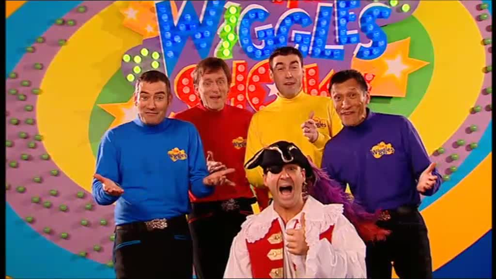 The wiggles tv series 5 episode