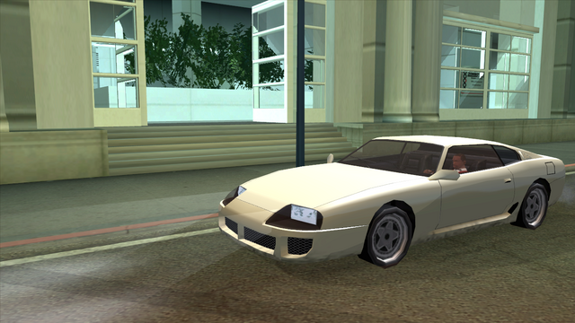 Betas De Coches Del GTA San Andreas Part 1
