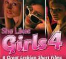 Она любит девушек 4 (сборник) (2009)