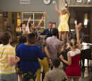 Raise Your Glass (100° episodio)
