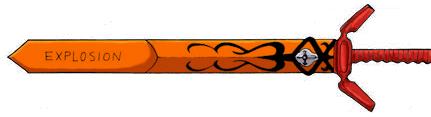 Create - Link The Berserk Explosion