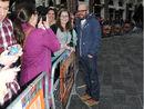 2013 Netflix Premiere London - David with Fans 01.jpg