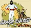 Space Ghost and Dino Boy