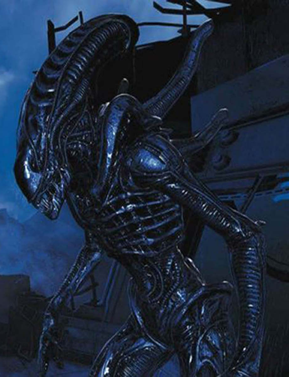 Xenomorph (Alien) - Alien Anthology Wiki - The Alien and ...Xenomorph Queen Prometheus