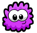 Purple Fuzzy