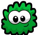Green Fuzzy