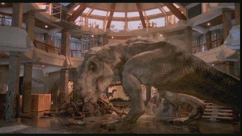 Jurassic Park T Rex Roar JurassicPark-RexTriumph