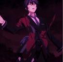 Kohina stabs Rentaro from behind.png