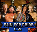 EAW Pain For Pride II
