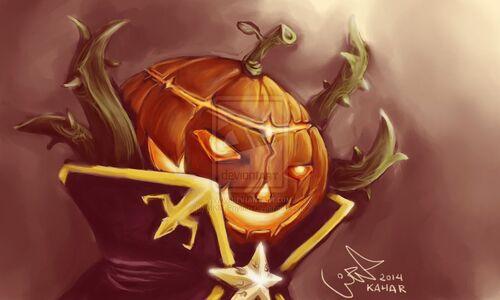 Pumpkin Duke Castle Clash Heroes