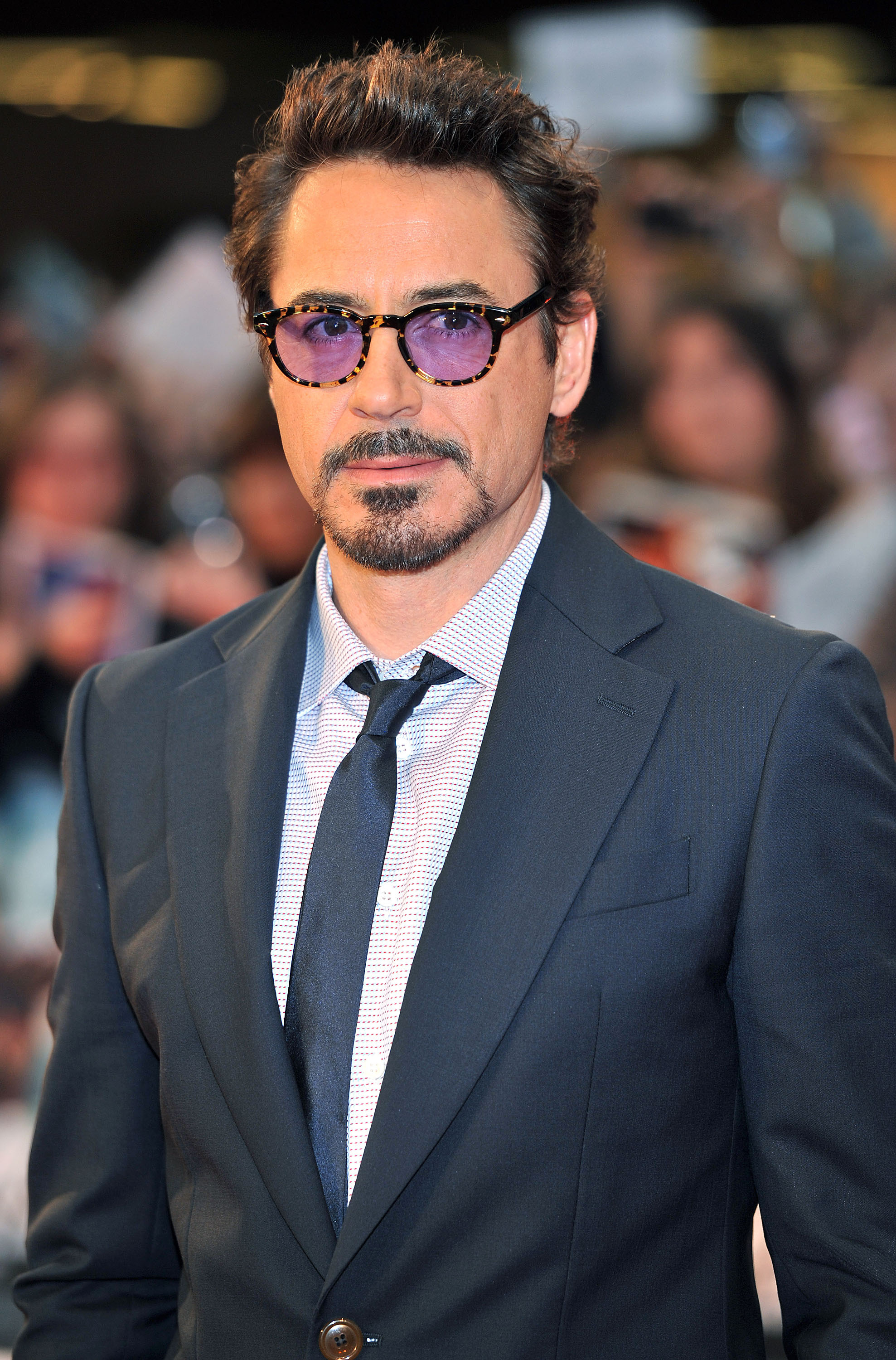 Robert Downey, Jr. (New Time) - Alternative History
