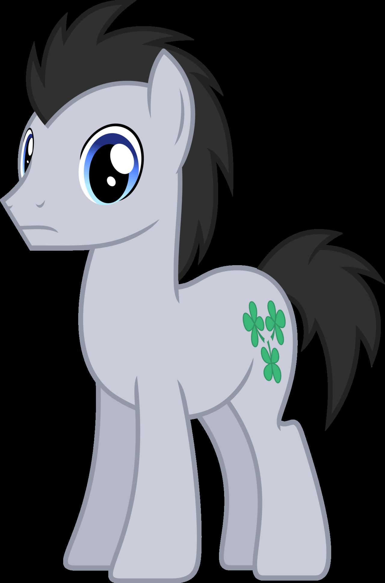 Lucky Clover The My Little Pony Gameloft Wiki
