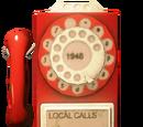 Münztelefon