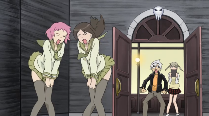 Image Windy Skirt 2 Png Soul Eater Wiki The