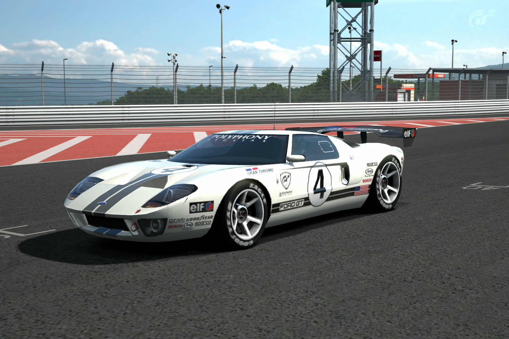 comment avoir la ford gt lm race car gt5