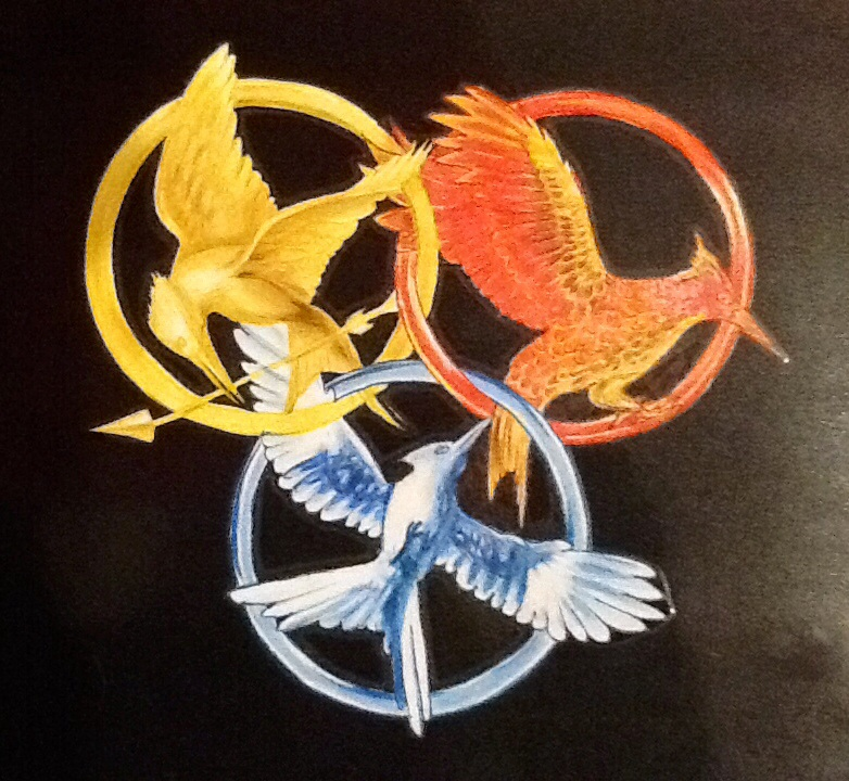 Download What Does The Symbol Mockingjay Mean In The Hunger Games