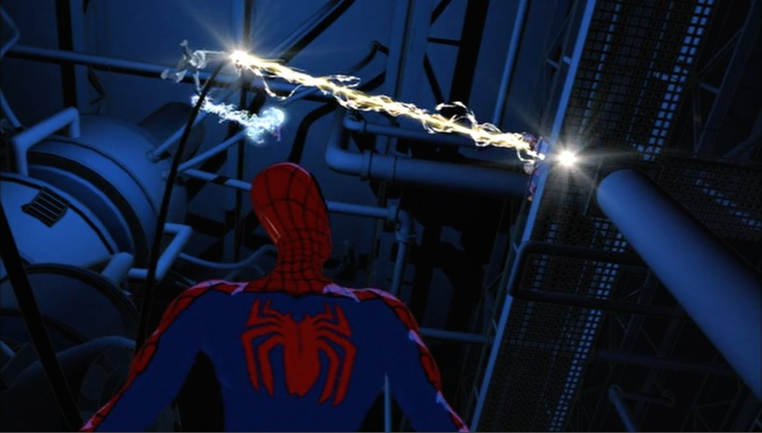 spiderman the new animated series electro
