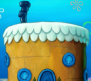 Harold and Margaret SquarePants' House