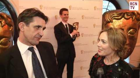 Call The Midwife Laura Main & Stephen McGann Interview