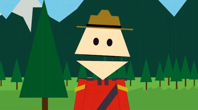 Kanadier South Park