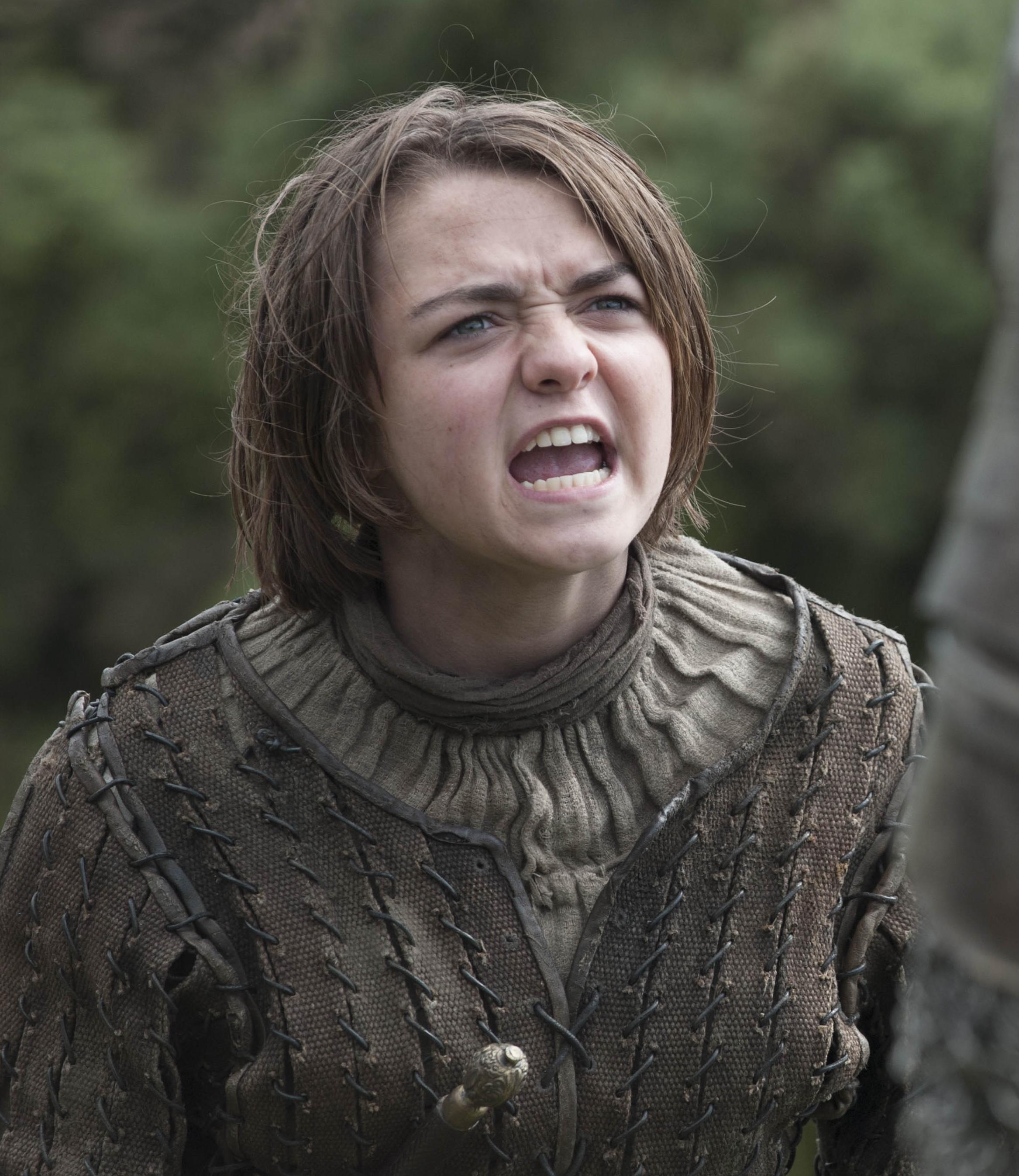 Arya StarkArya Stark Season 4 Needle