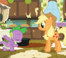 Spike às suas Ordens
