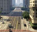 San Andreas Avenue