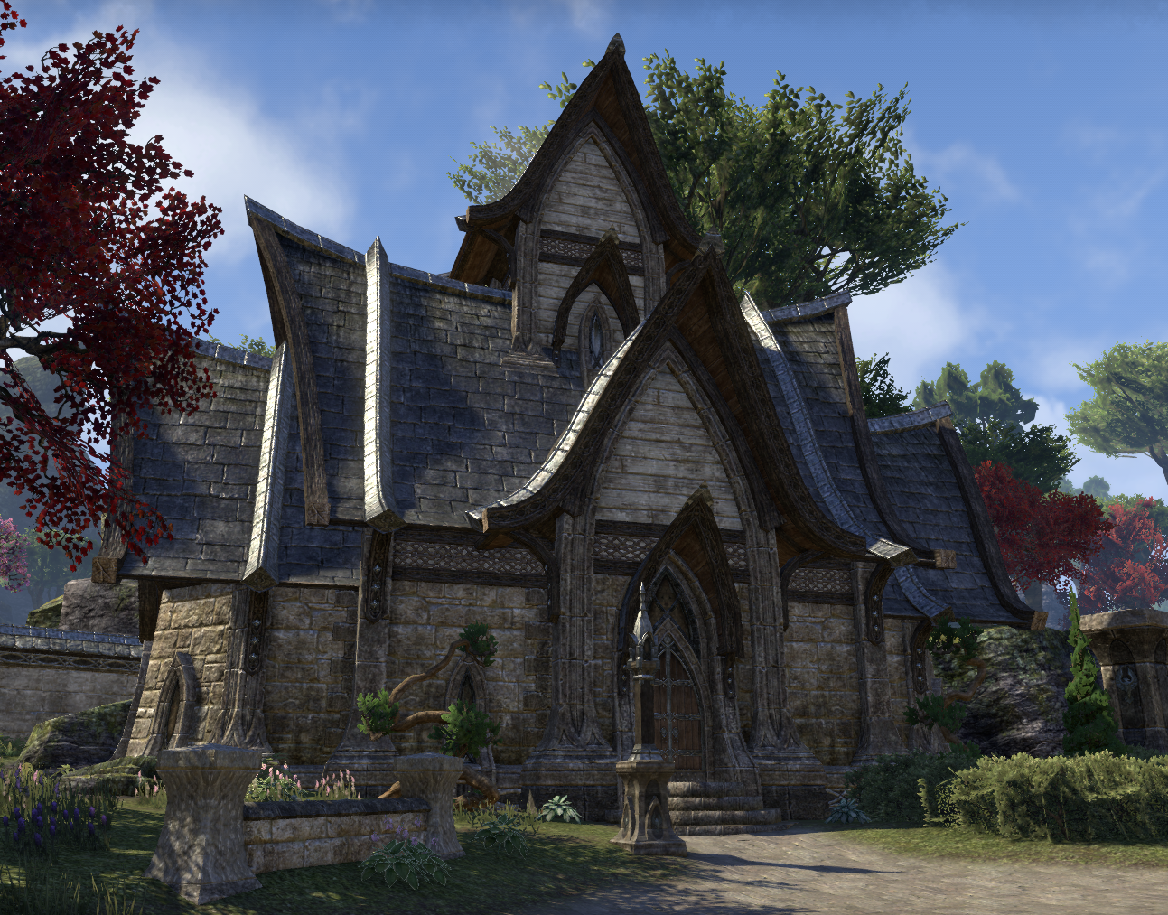 Altmer the elder scrolls wiki for Online house architecture
