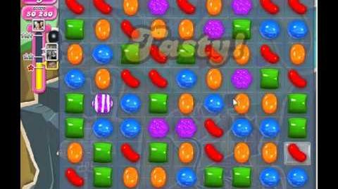How to beat Candy Crush Saga Level 28 - 2 Stars - No Boosters - 61