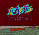 Tommy Pickles and the Great White Thing
